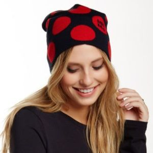 NWT! Marc by Marc Jacobs Charlie Dot Wool Hat O/S